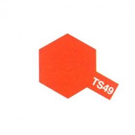 TS49 Rouge Vif brillant