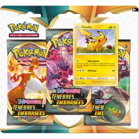 Pokémon : Pack 3 boosters 2020