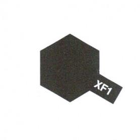 Peinture TAMIYA Noir Mat XF-1
