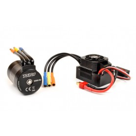 Combo Brushless 60A 3900