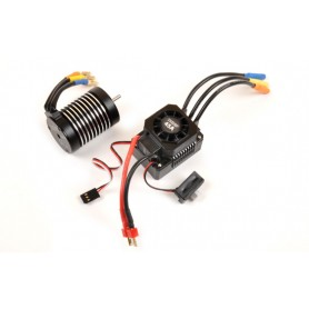 Combo Brushless 45A 3100
