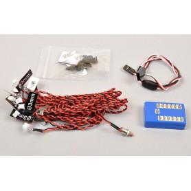 Kit LED Drift - 12 LEDs