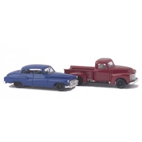 Voiture Pick UP Buick HO - 1/87