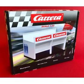 Garages - Voie Pit Stop Lane Carrera - 1:32
