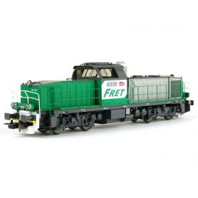 Locomotive Fret SNCF BB60000 - DC - Ep VI - HO