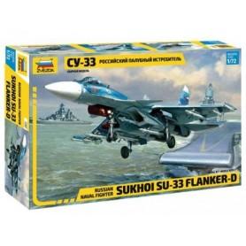 Sukhoi SU-33 Flanker D - 1:72
