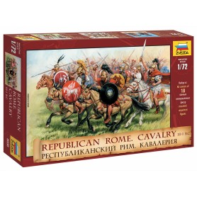 Cavalerie Romaine - 1:72