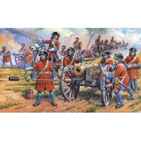Artillerie Russe - Pierre le Grand - 1:72