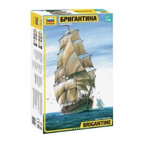 Brigantine anglaise - 1:100
