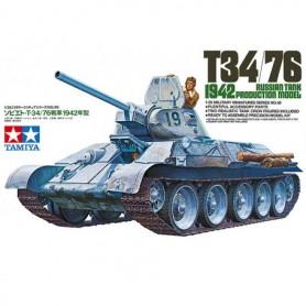 Char Russe T-34/76 - Tamiya - 1:35