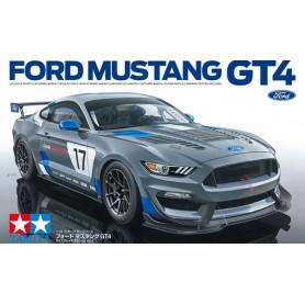 Ford Mustang GT4 - 1:24 Tamiya