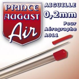 Aiguille 0.2 pour aérographe A011